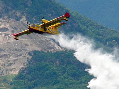 Incendi, Regione Lazio: effettuati 34 interventi con 64 squadre