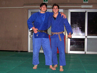Judo: Valentini e De Angelis convocati all'European Cup Juniores