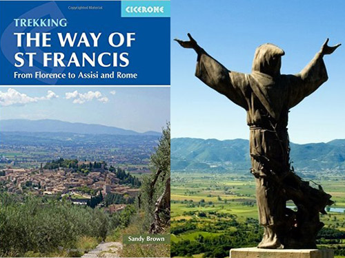 Presentato a Londra'The Way of St Francis', il libro che parla anche di Rieti
