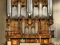 Il pontificio Organo Dom Bedos-Roubo