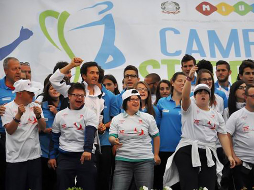 A Rieti il �Play the games� Special Olympics di Atletica
