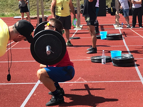 Terminillo Mountain Throwdown, il primo evento di crossfit in altura