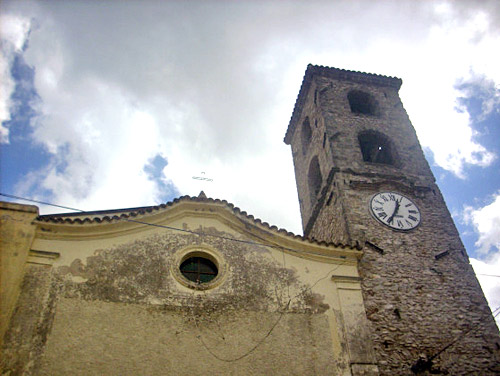 Vallecupola - Torre civica
