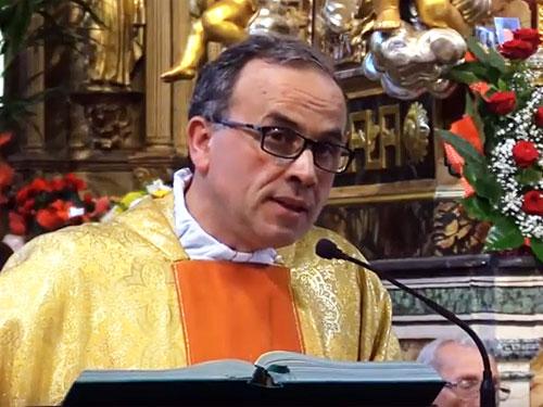 Processione dei Ceri, nel discorso del Vescovo c'è posto anche per De Gasperi
