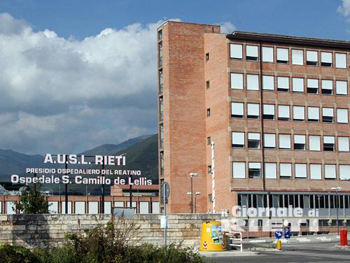 Risultati immagini per ospedale de lellis rieti